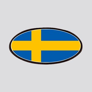 Sweden - Swedish Flag Patch